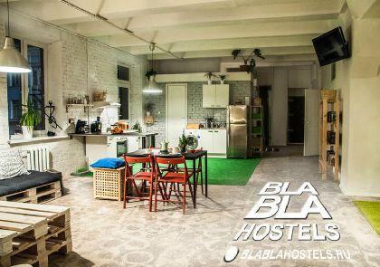 Фото хостел Bla Bla Hostel