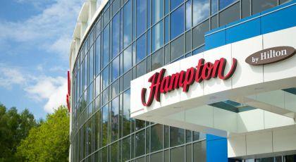 Фото 3* Hampton by Hilton Нижний Новгород