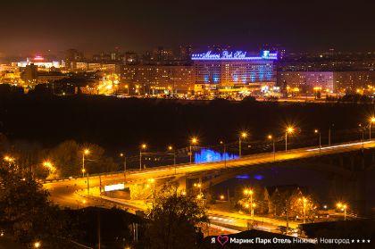 Фото 4* Конгресс-отель Маринс Парк Отель Нижний Новгород