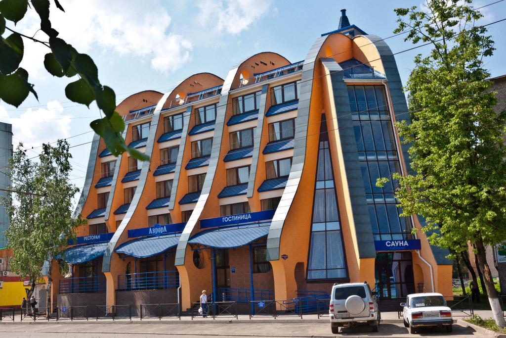 Фото отеля Аврора 4*