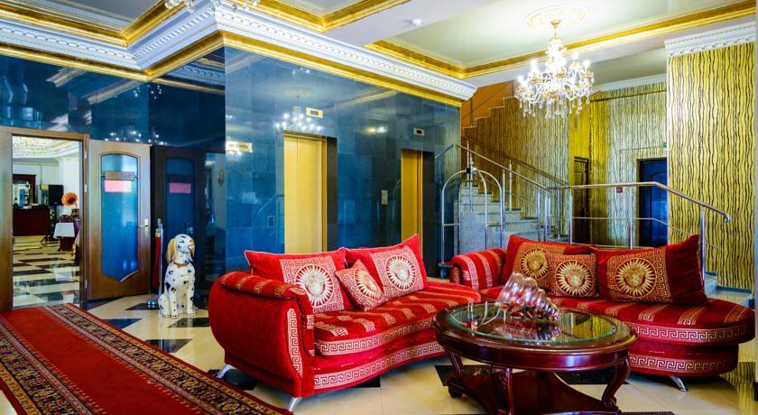 Фото гостиницы Приморье Deluxe