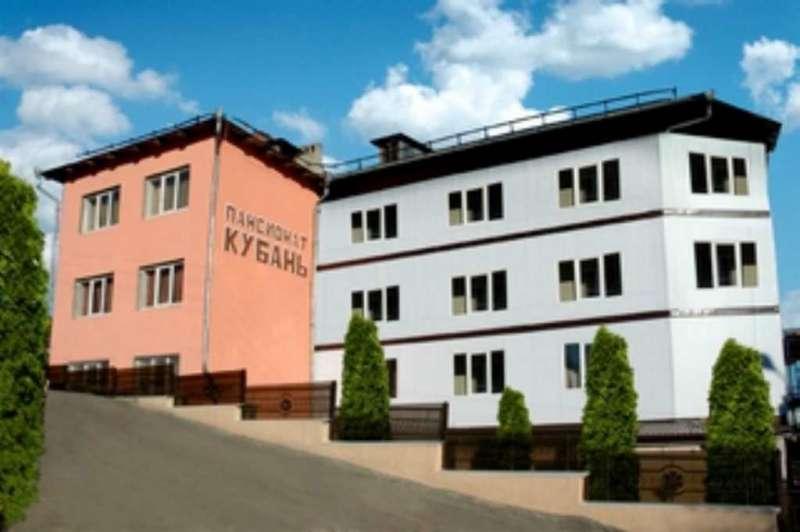 Фото отеля Кубань  2*