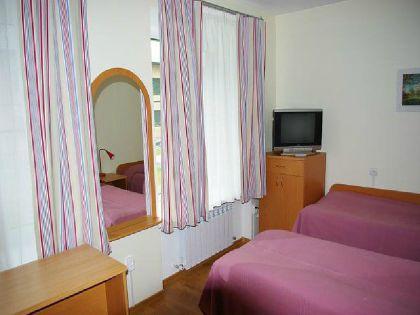 Фото мотель Парк-отель Воробьи