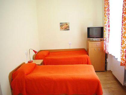 Фото мотеля Парк-отель Воробьи