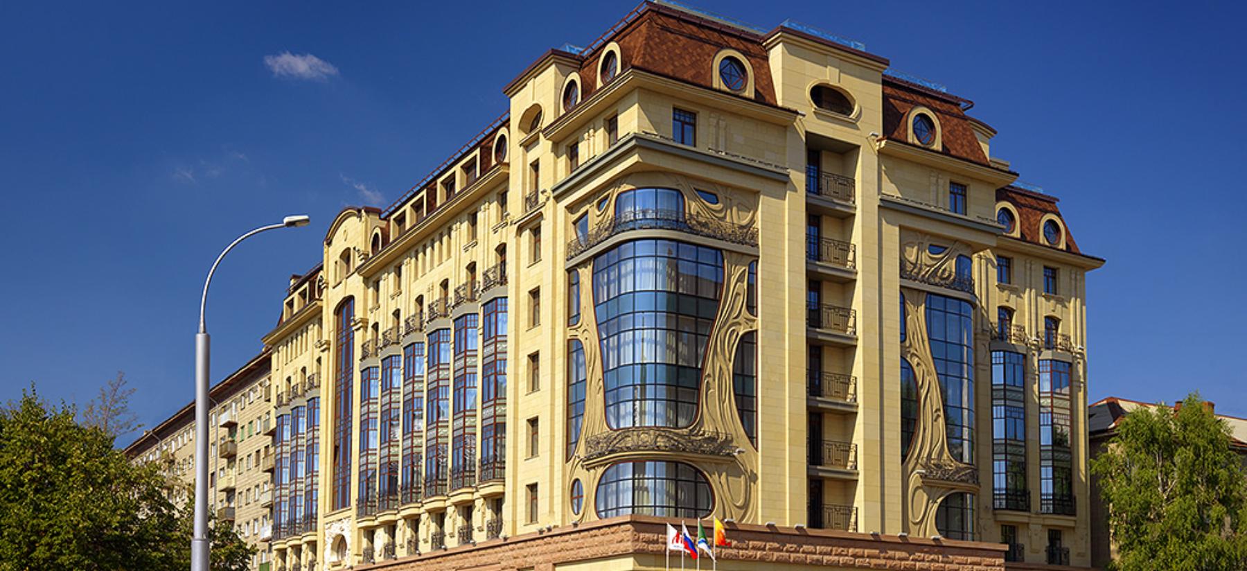 Фото отеля Марриотт Отель 5*