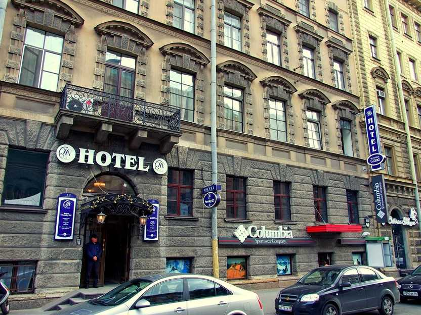 Фото отеля Nevsky Breeze Hotel 2*