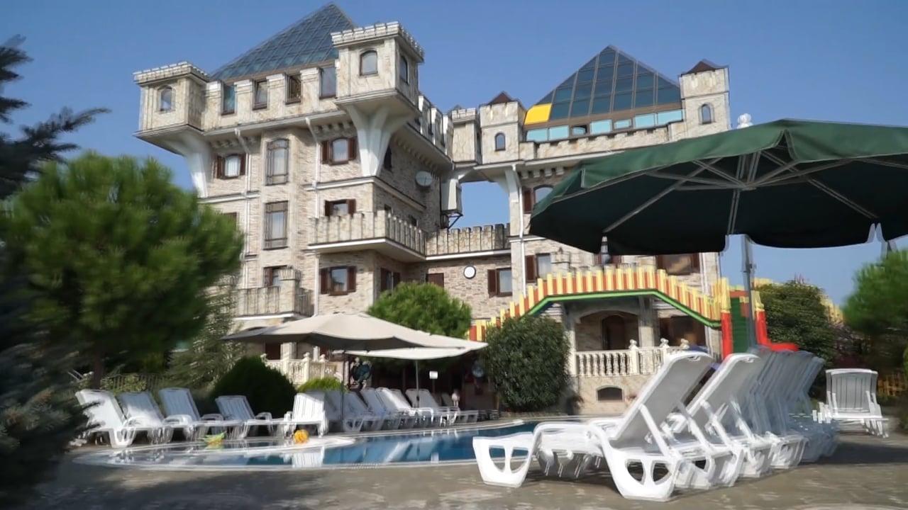 Фото гостевой дом Замок у моря