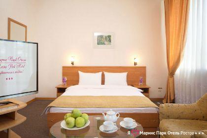 Фото 3* Маринс Парк Отель