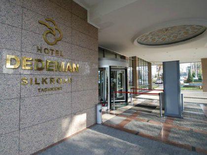 Фото 4* Dedeman Silk Road Tashkent