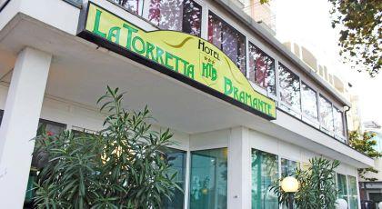 ���� 2* La Torretta Bramante