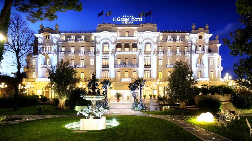 Фото отеля Residenza del Grand Hotel Rimini 5*