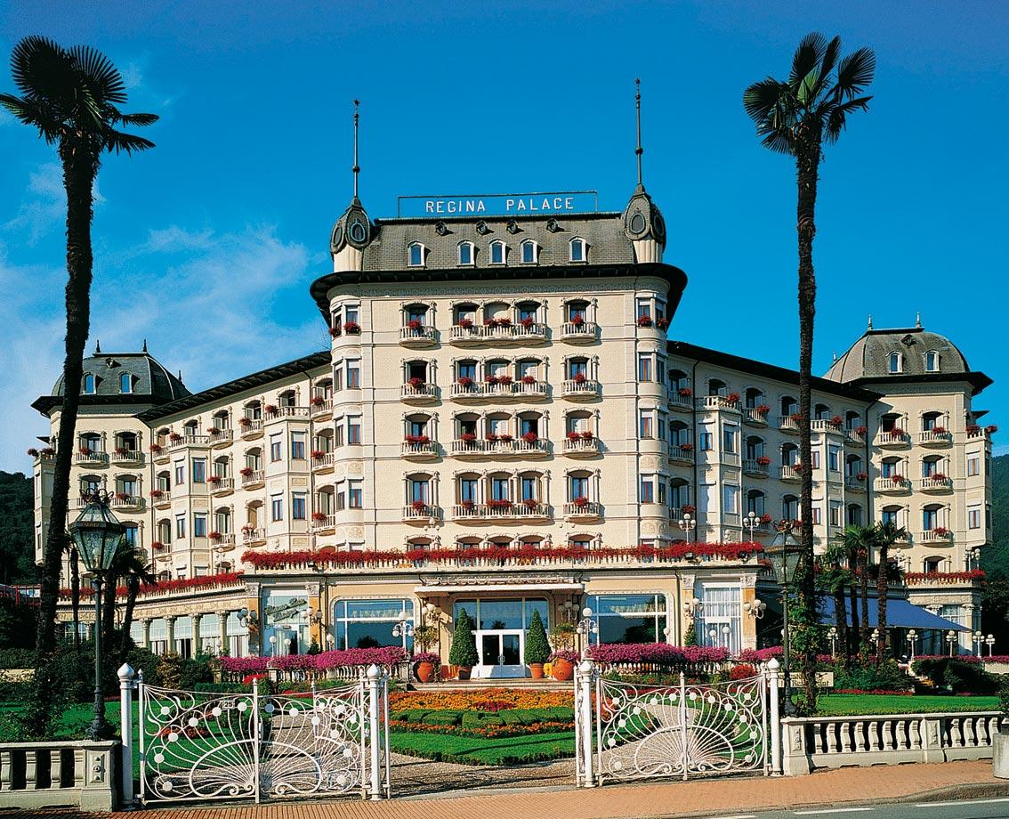 ���� ����� Regina Palace Hotel Stresa 4*