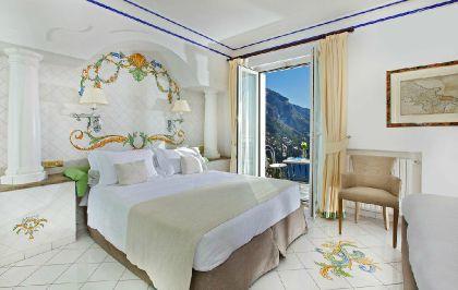 Фото 4* Villa Franca hotel Positano