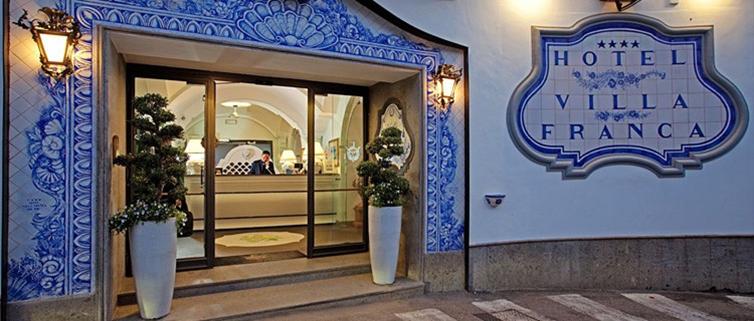 ���� ����� Villa Franca hotel Positano 4*