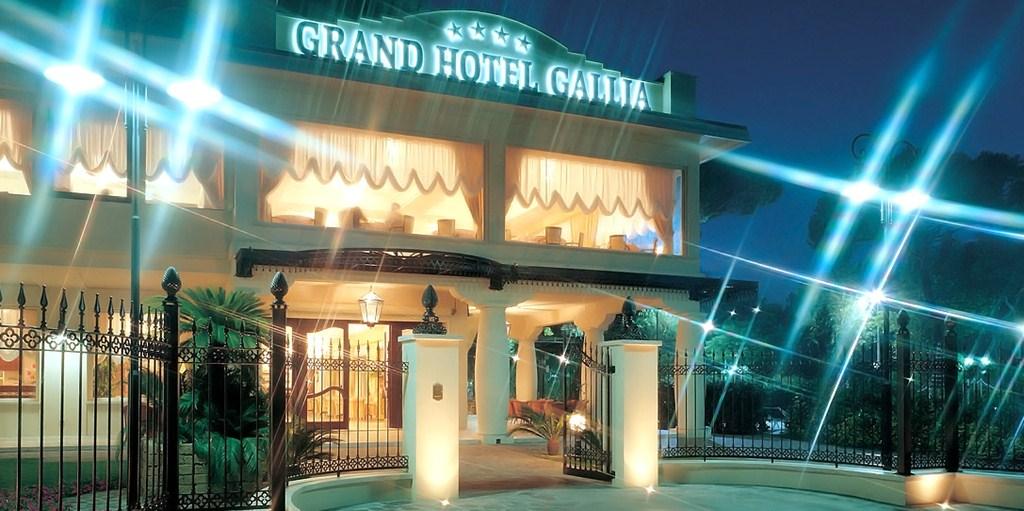 Фото отеля Grand Gallia 3*