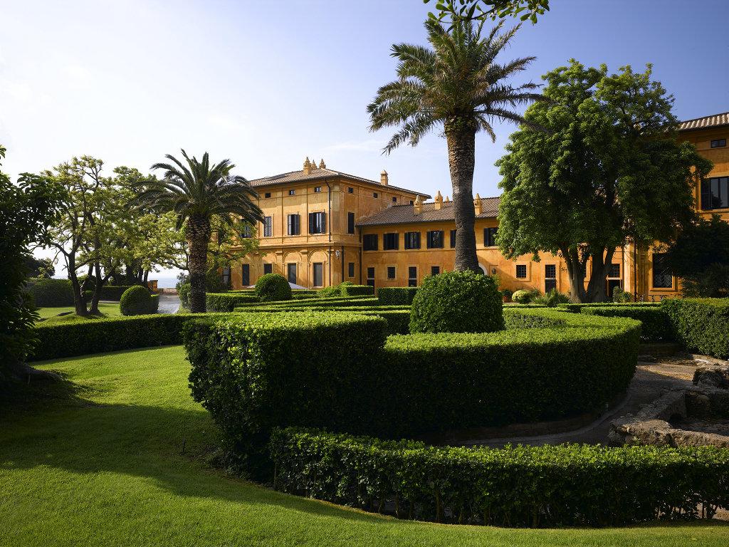 Фото отеля La Posta Vecchia 4*