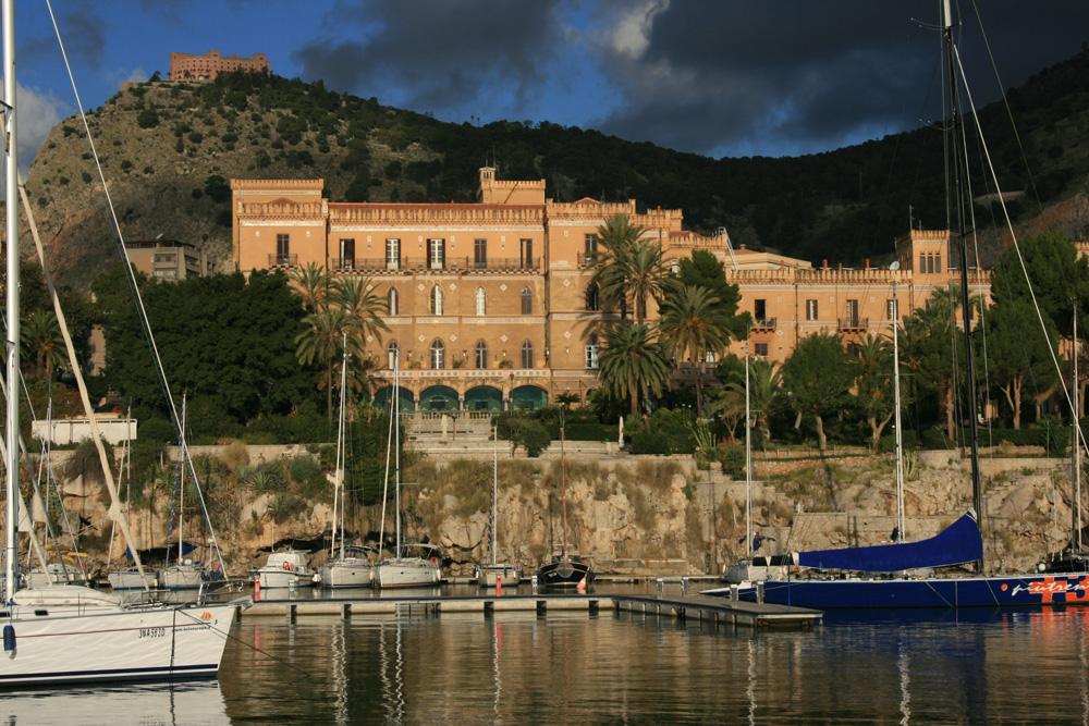 Фото отеля Hilton Villa Igiea Palermo 5*