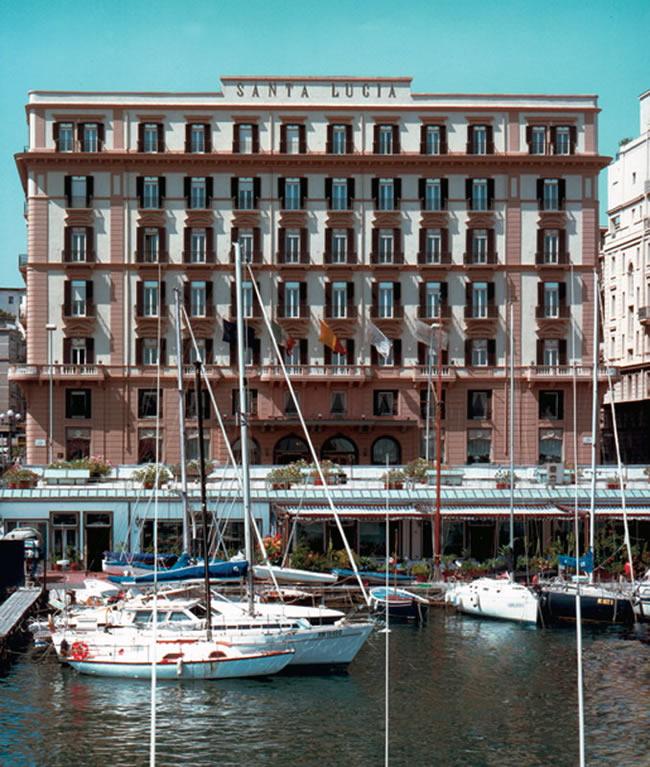 Фото отеля Grand Hotel Santa Lucia 4*