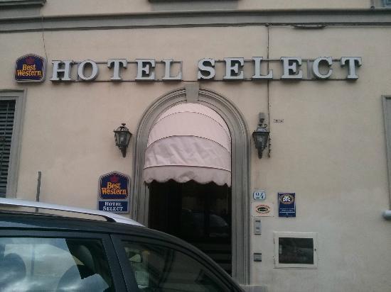 Фото отеля Best Western Hotel Select 2*