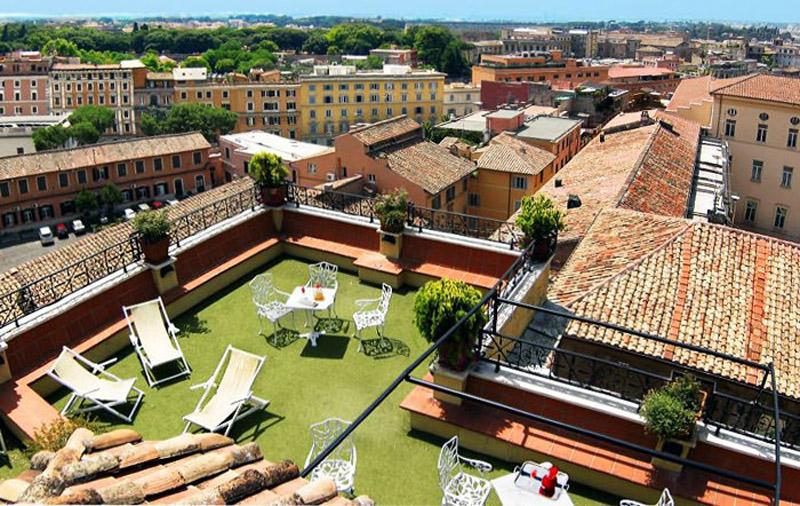Фото отеля Colosseum Hotel 2*