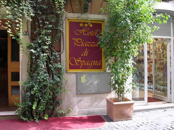 Фото отеля Piazza di Spagna 2*