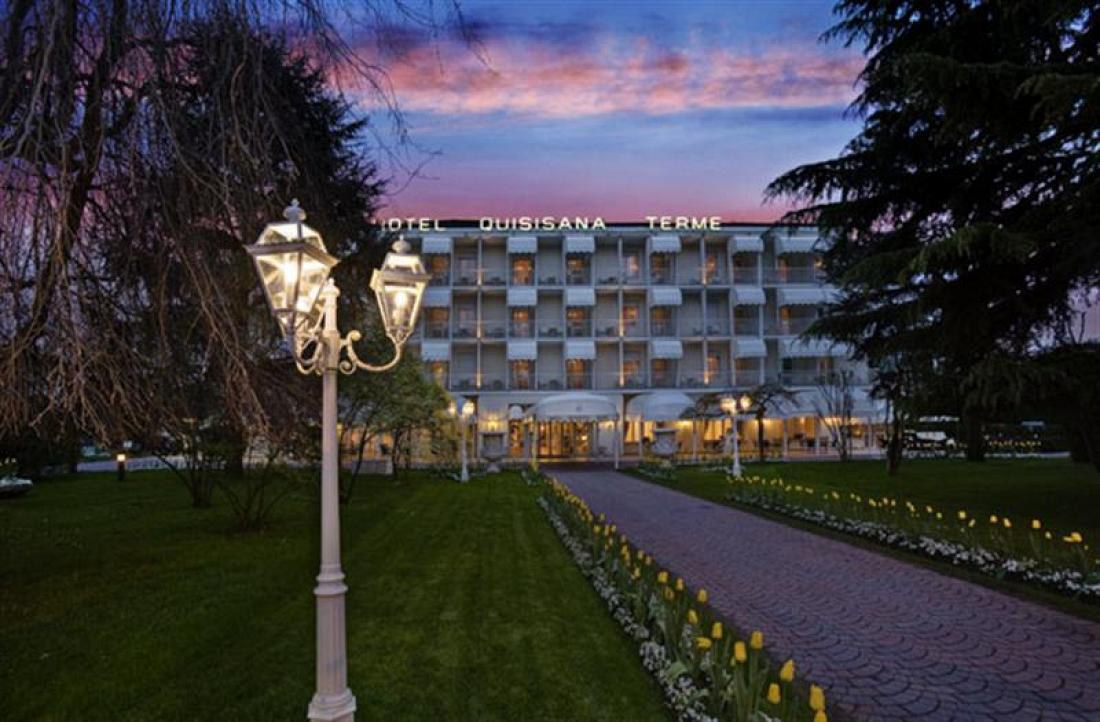 Фото отеля Quisisana Terme 3*