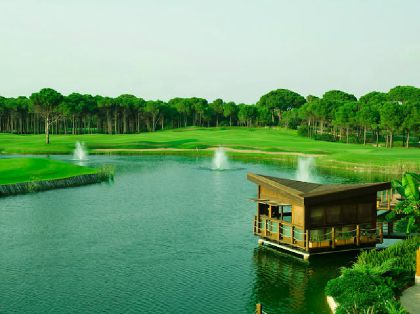 Фото 5* Sueno Hotels Golf Belek