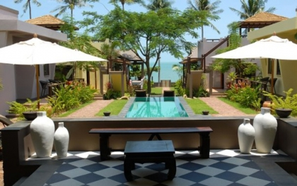 Фото 4* Villa Tanamera Beach Resort