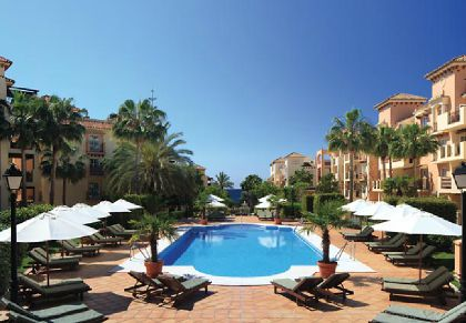 Фото 5* Marriott Marbella Beach Resort