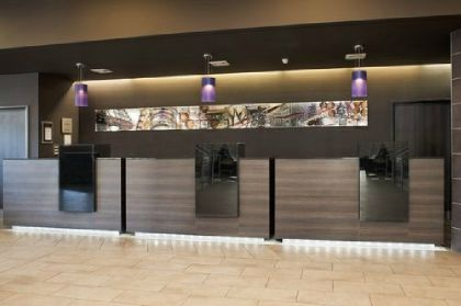 Фото 4* Crowne Plaza Birmingham City