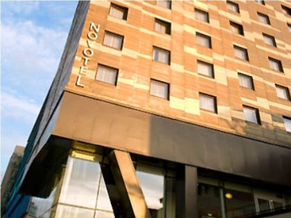 Фото 4* Novotel London Paddington