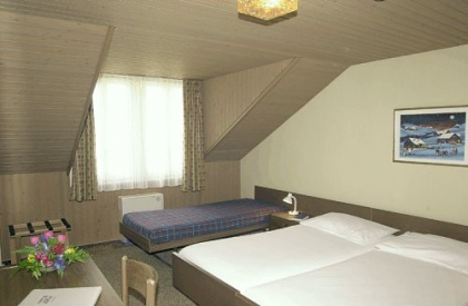 Фото 3* Chalet Oberland