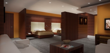 ���� 5* The Radisson Royal Hotel