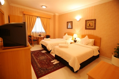 ���� 4* London Creek Hotel Apartments