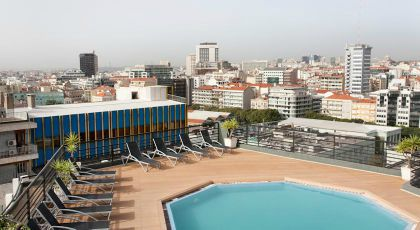 Фото 4* Holiday Inn Lisboa