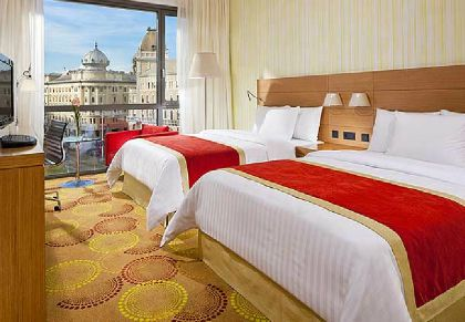 Фото 4* Courtyard by Marriott Budapest City Center
