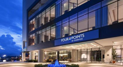 Фото 4* Four Points by Sheraton Sandakan