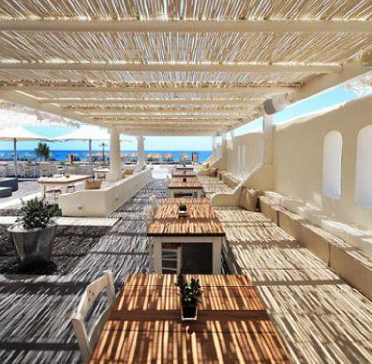 Anemos Beach Lounge Hotel Santorini  YouTube