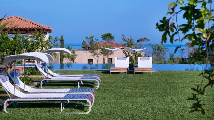 Фото 5* The Romanos Luxury Collection, Costa Navarino