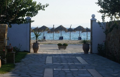 Фото 4* Antigoni Beach Hotel & Suites