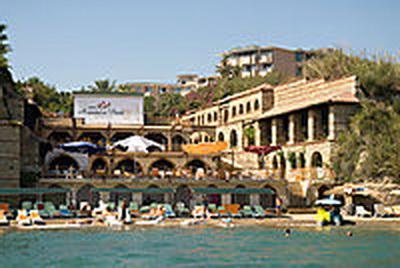 Отель Aventura Park 5* Турция Алания.