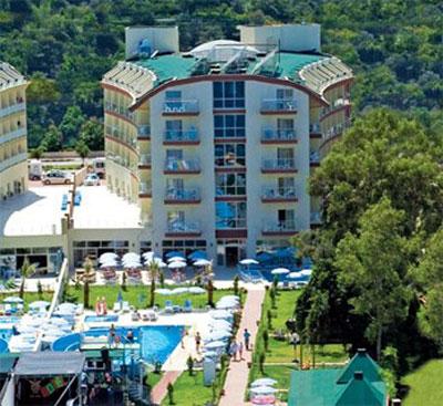 Armas beach hotel 4 27 ayda ru for Hotel pistolas