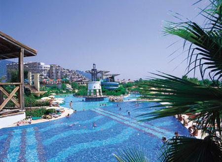 Limak Limra Hotel Amp Resort 5 Кириш Кемер Турция 85