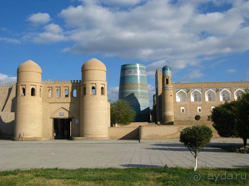 основные достопримечательности узбекистана с фото это
