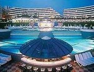 Фото отеля the grand blue sky hotel 5