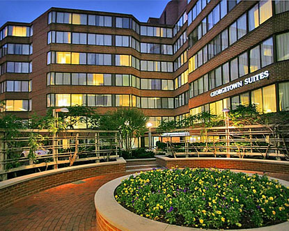 Фото отеля Washington Suites Georgetown 5*