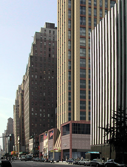 Фото отеля Residence Inn by Marriott Times Square 4*