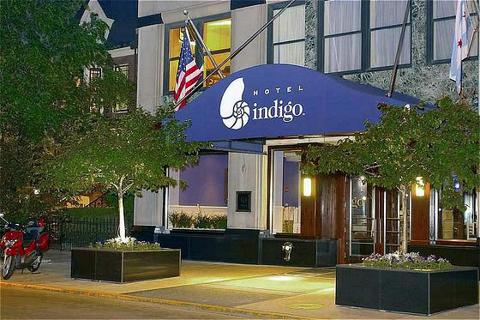 Фото отеля Indigo Chicago Downtown Gold Coast 3*