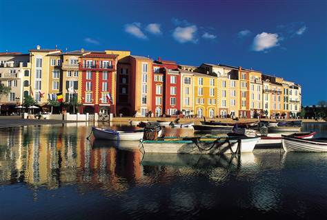 Фото отеля Portofino Bay At Universal 3*