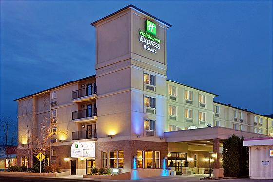 Фото отеля Holiday Inn Downtown 2*